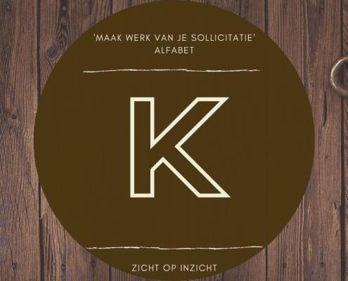 Sollicitatiealfabet - K