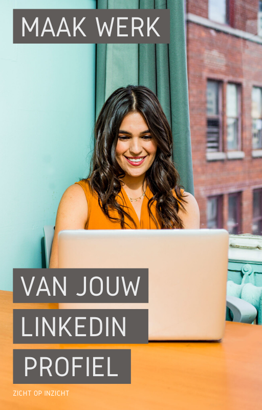 e-book Maak werk van jouw LinkedIn profiel